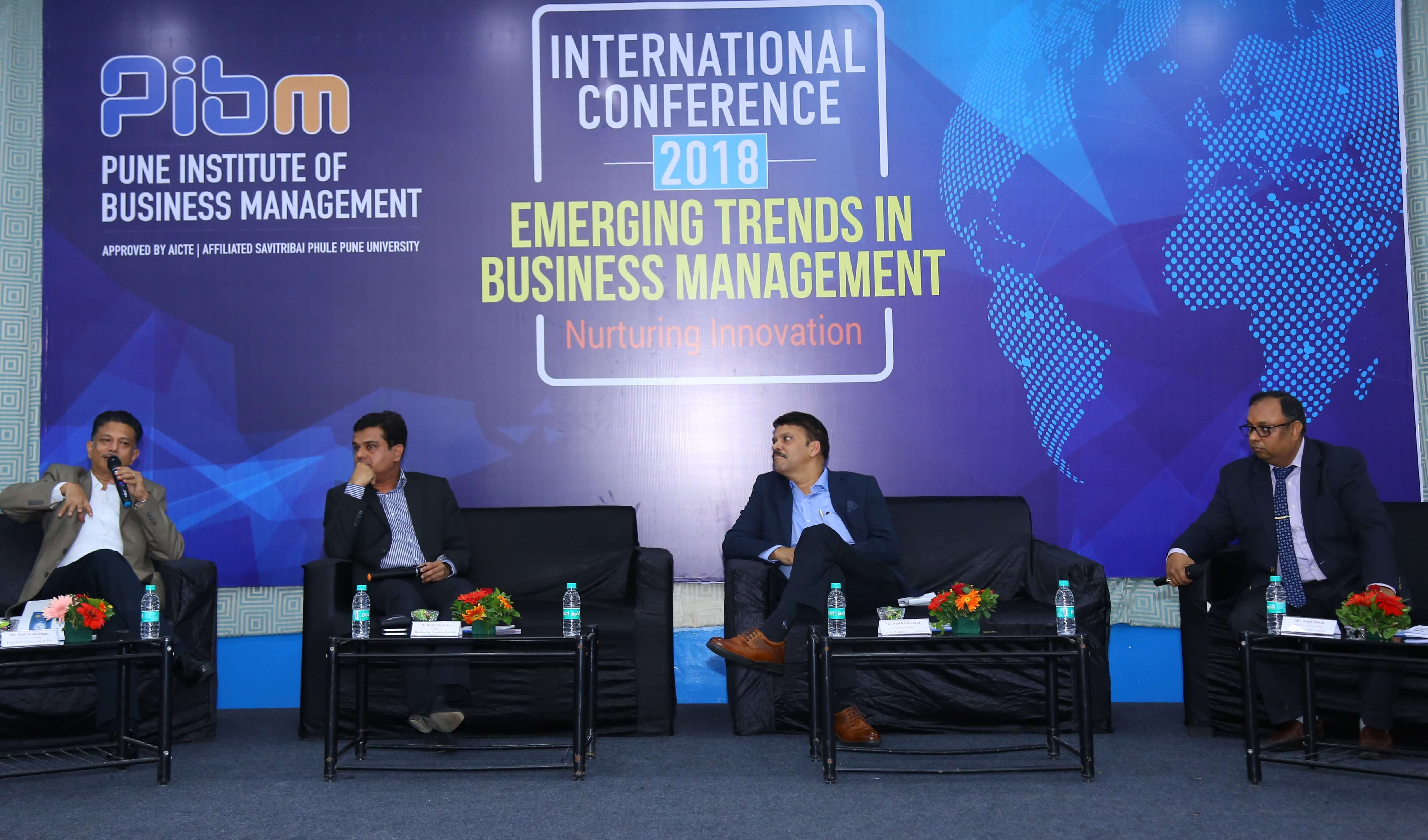 corporate event pibm pune_international conference